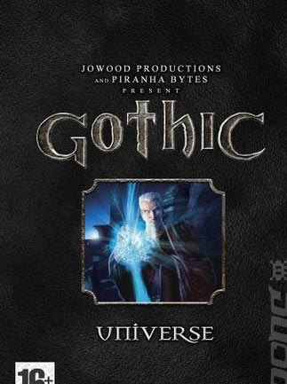 Gothic Universe Edition Steam Key GLOBAL - okładka