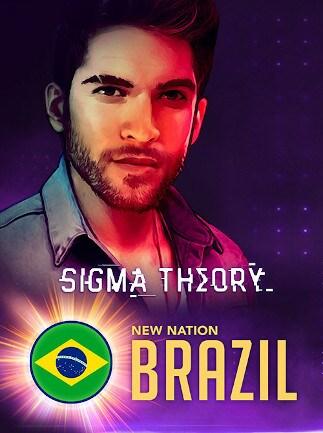 Sigma Theory: Brazil - Additional Nation (PC) - Steam Key - GLOBAL