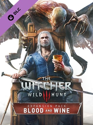 The Witcher 3: Wild Hunt - Blood and Wine PS4 PSN EUROPE