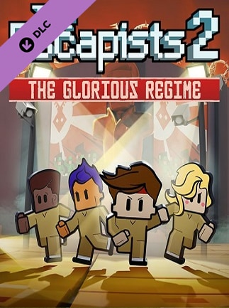 Escapists 2 - Glorious Regime Prison Key Steam GLOBAL