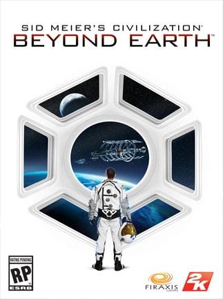 Sid Meier's Civilization: Beyond Earth Steam Key GLOBAL - box