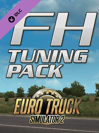 Euro Truck Simulator 2 - FH Tuning Pack (PC) - Steam Gift - EUROPE