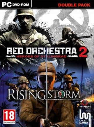 Red Orchestra 2: Heroes of Stalingrad + Rising Storm Steam Key GLOBAL - okładka