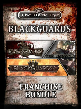 Blackguards Franchise Bundle Steam Key GLOBAL - G2A COM