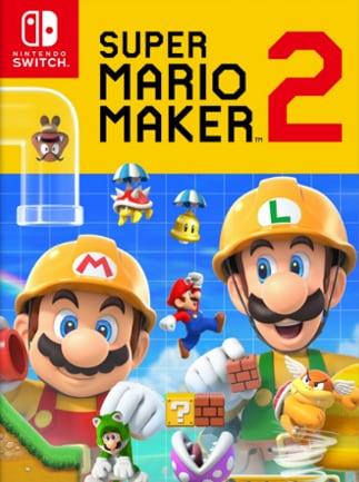 Super Mario Maker 2 Nintendo Key Nintendo Switch Europe G2a Com