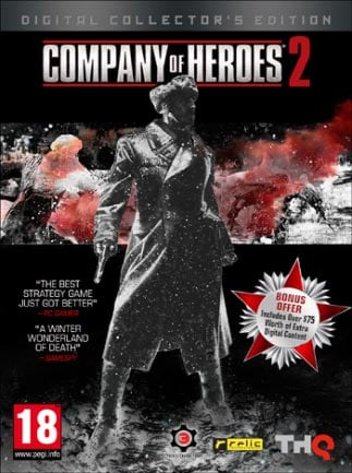 Company Of Heroes 2 Digital Collector S Edition Steam Key Global