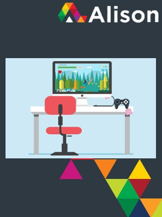 Diploma in HTML5 Game Development Course Alison GLOBAL - Parchment Diploma - box