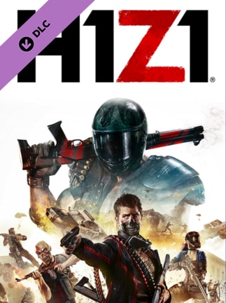 H1Z1: Gold LIMITED EDITION Battle Royale Pack Steam Key GLOBAL - box