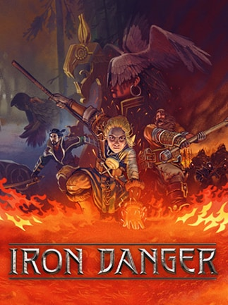 Iron Danger - Steam - Key GLOBAL
