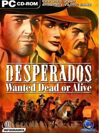 Desperados: Wanted Dead or Alive Steam Key GLOBAL