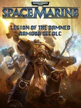 Warhammer 40,000: Space Marine - Legion of the Damned Armour Set (PC) - Steam Key - GLOBAL