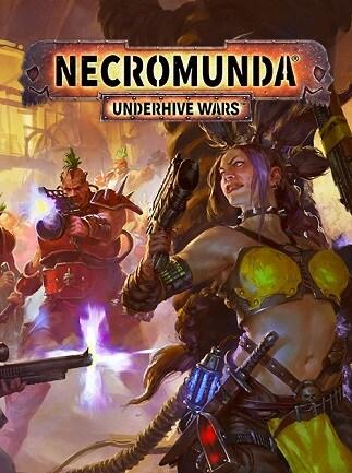 Necromunda: Underhive Wars (PC) - Steam Gift - EUROPE
