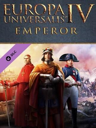 Europa Universalis IV: Emperor (PC) - Steam Key - GLOBAL