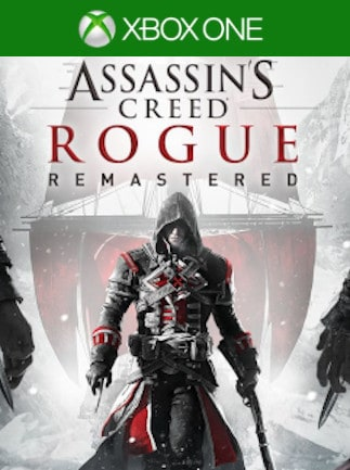 Assassin S Creed Rogue Remastered Xbox One Xbox Live Key