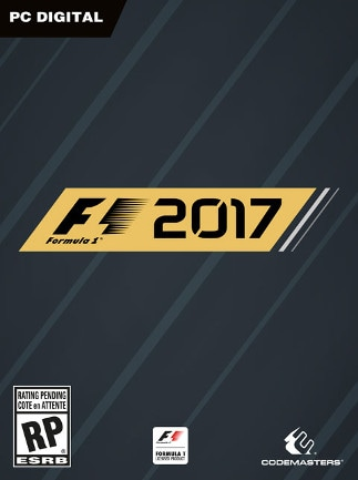 F1 2017 Steam Key GLOBAL - box