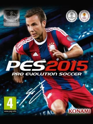 activation key for pes 2015