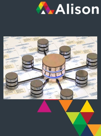 Introduction to Database Concepts Course Alison GLOBAL - Digital Certificate - box