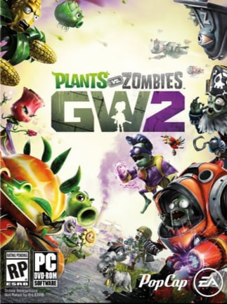 Plants Vs. Zombies Garden Warfare 2 Origin Key GLOBAL Amazing Design