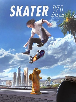 Skater XL (PC) - Steam Gift - EUROPE - G2A.COM
