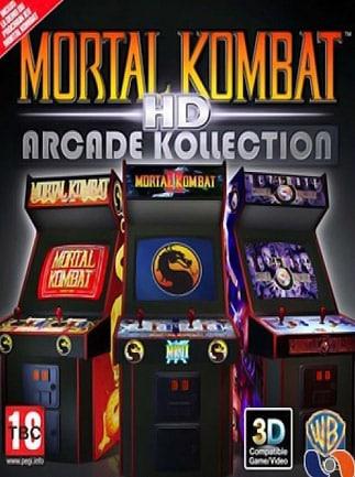 Mortal Kombat Arcade Kollection Steam Key GLOBAL - G2A COM