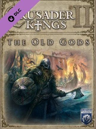 Crusader Kings II - The Old Gods Steam Key GLOBAL - box