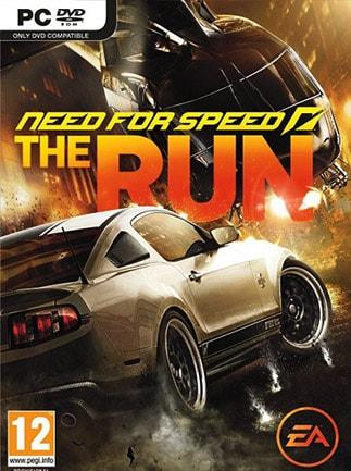 Need for Speed: The Run Origin Key GLOBAL - box
