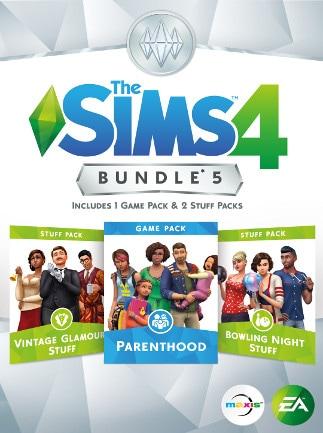 The Sims 4 Bundle Pack 5 Origin Key GLOBAL