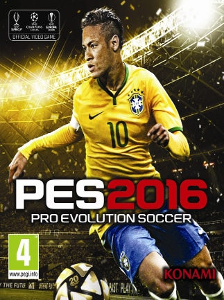 2223b53f50 Pro Evolution Soccer 2016 Steam Key GLOBAL - G2A.COM