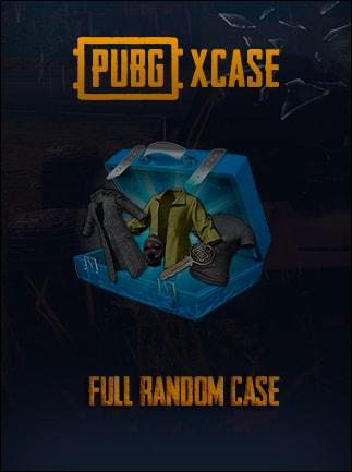 Full Random Case PLAYERUNKNOWN'S BATTLEGROUNDS (PUBG) By PubgXcase.com Steam Key GLOBAL