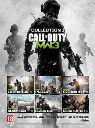 Call of Duty: Modern Warfare 3 - DLC Collection 1 Steam MAC Key GLOBAL -  G2A COM