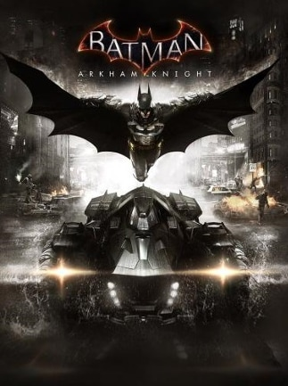 Batman: Arkham Knight Steam Key RU/CIS - box
