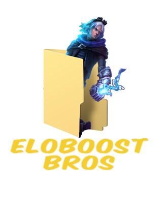 ELO BOOST by eloboostbros.com GLOBAL - box
