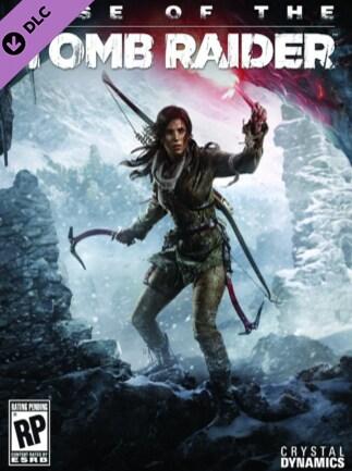 Rise of the Tomb Raider - Season Pass Steam Key RU/CIS