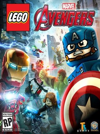 LEGO MARVEL's Avengers Steam Key GLOBAL - okładka