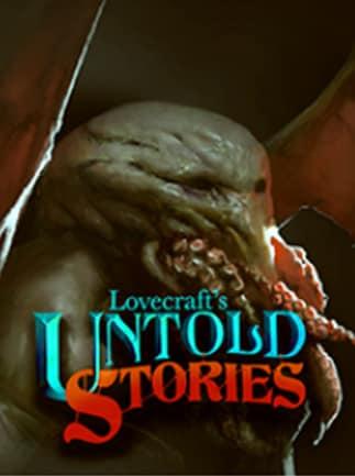 Lovecraft's Untold Stories Steam Key GLOBAL