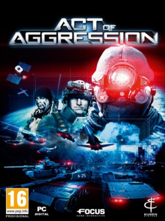 Act of Aggression Steam Key GLOBAL - box