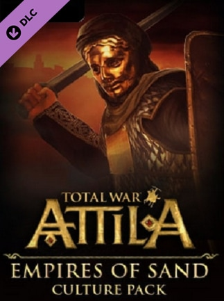 Total War: ATTILA - Empires of Sand Culture Pack (PC) - Steam Gift - GLOBAL