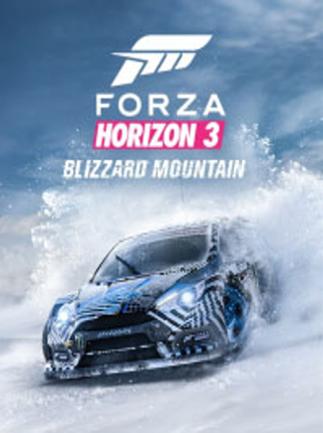 Forza Horizon 3 Blizzard Mountain XBOX LIVE + Windows 10 Key GLOBAL