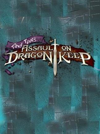 Borderlands 2 - Tiny Tina's Assault on Dragon Keep Steam Key GLOBAL