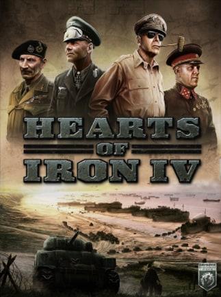 Hearts of Iron IV: Cadet Edition Steam Key GLOBAL - okładka