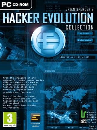 Hacker Evolution Steam Key GLOBAL