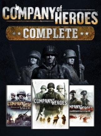 Company of Heroes Complete Pack Steam Key GLOBAL