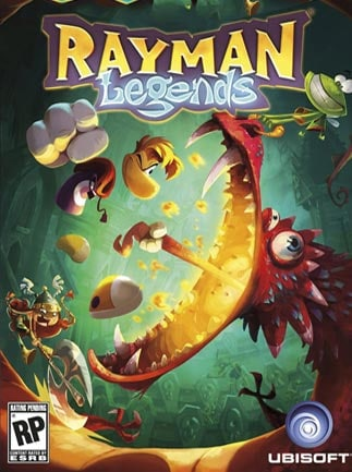 Rayman Legends Uplay Key GLOBAL - okładka