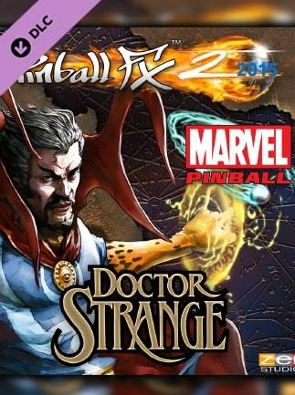 Pinball FX2 - Doctor Strange Table Steam Key GLOBAL