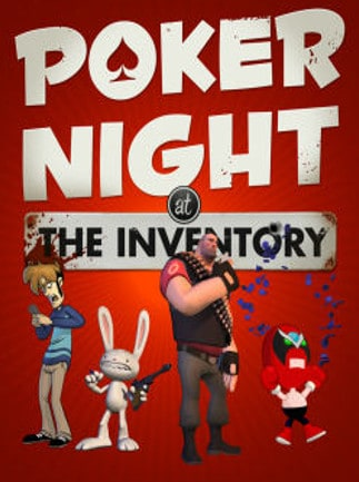 Poker Night at the Inventory Steam Key GLOBAL