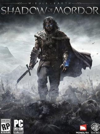 Middle-earth: Shadow of Mordor Game of the Year Edition PSN Key PS4 NORTH AMERICA - box