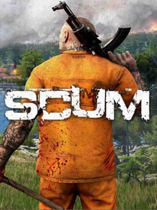 SCUM Steam Gift EUROPE - box