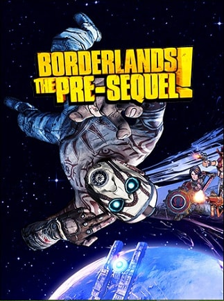 Borderlands: The Pre-Sequel Steam GLOBAL - box