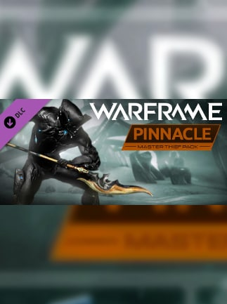 Warframe: Master Thief Pinnacle Pack Steam Key GLOBAL