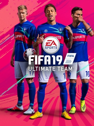 FIFA 19 Ultimate Team FUT PSN UNITED KINGDOM 4600 Points